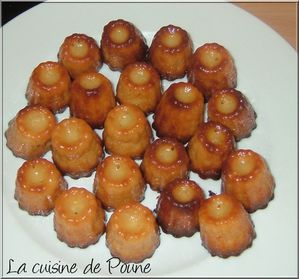 Mini-cannelés bordelais 6