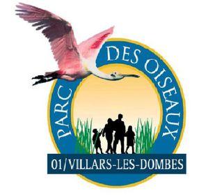 Logo parc des oiseaux