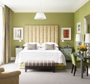 crosby suite 3 - Chambre Taupe Et Vert