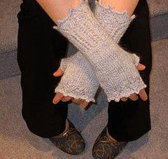 Bronte's mitts