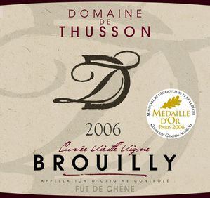 BROUILLY2006