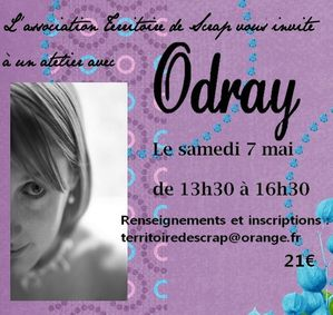 affiche odray