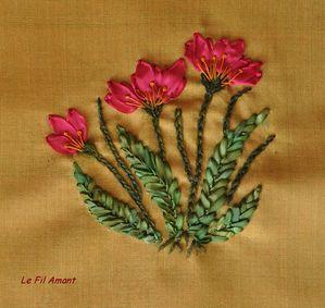 Fleur de Mai Fuschia