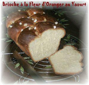 Brioche yaourt 4