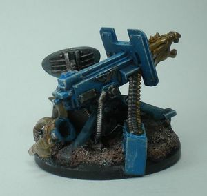pion objectif 40K spaces marines chaos 3