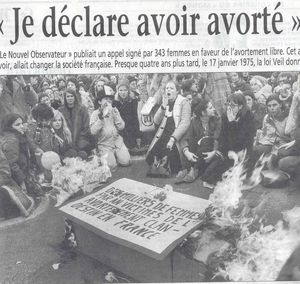 Manif nov 1971 (Archives MLF)