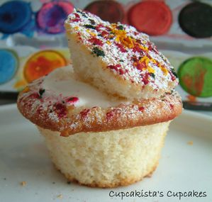 Cupcake Inspiration Artiste