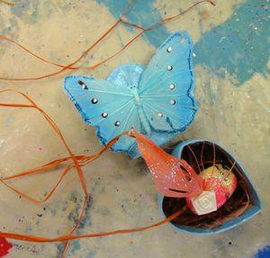 Atelier de Flo fête des mères bricolage bijoux 15