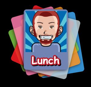avatar lunch couleur