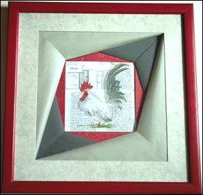 biseau perroquet croise