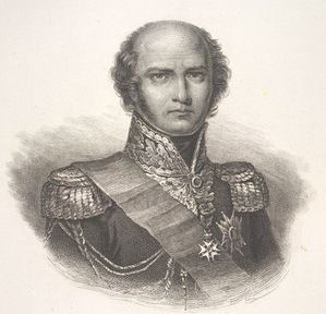 Marshal Davout by Maulet
