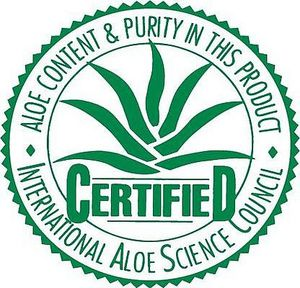 certificado-aloe-international-science-council-oizumi-machi