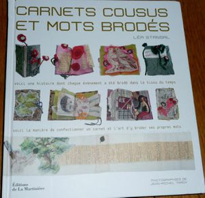 Carnets cousus