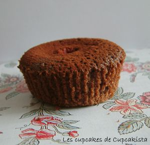 Recette Cupcakes Moelleux au Chocolat
