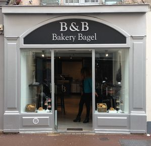 Bakery Bagel 23 rue Bonnenfant 78100 Saint-Germain-en-Laye