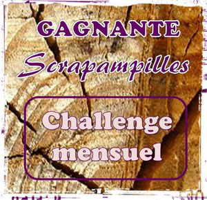 Gagnante CHALLENGES