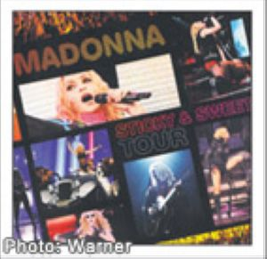 Madonna's ''Sticky & Sweet Tour'' CD-DVD review: The Humble Majesty