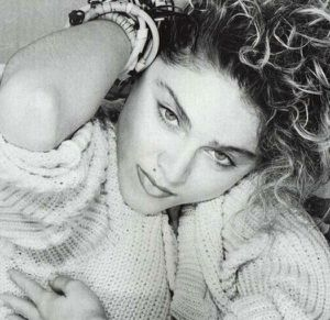madonna by nick knight 1983