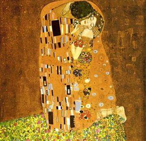 baiser Klimt