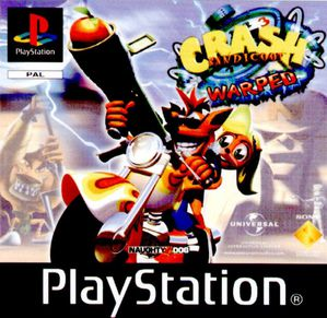 1-1Crash Bandicoot3 PAL-front