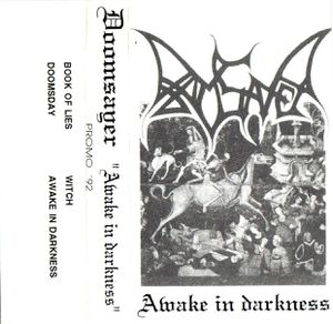 Doomsayer- Front cover 01