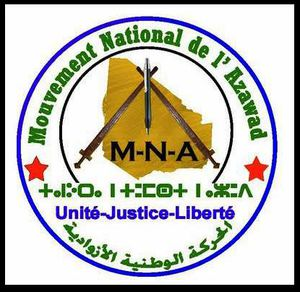 M.N.A.( Mouvement National de l'Azawad ) (1)