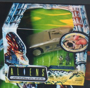 apc a micromachines ALIENS ACTION FLEET