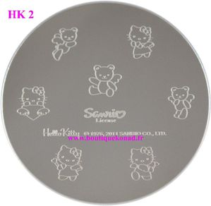 hello kitty stamping 2