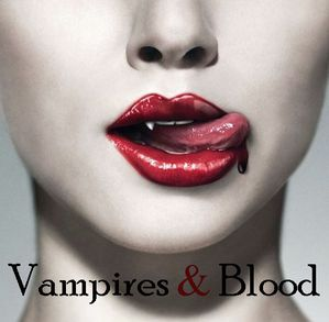 Vampires and blood