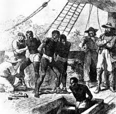 esclaves navire