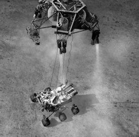 6-aout 2012-Atterissage-de-Curiosity-sur-la-planète-Mars