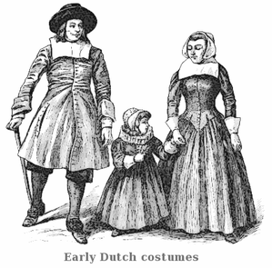 Colons hollandais