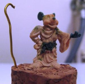 Wizards of Mickey en figurine