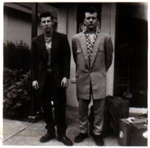 teddy boys 1955