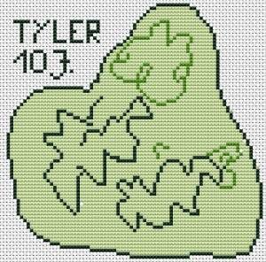 16 Tyler 10J. Programm