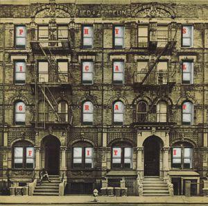 Led Zeppelin - Physical Graffiti front