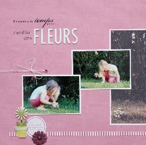 Cueillir des fleurs 1 mini