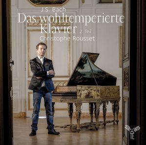 JS Bach Das wohltemperierte Klavier 2 Teil Christophe Rouss