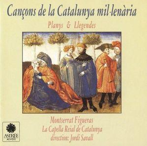 cançons de la catalunya millenaria montserrat figueras jor