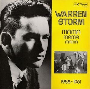 Warren Storm - Seven Letters - YouTube