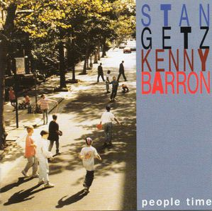 S. Getz - People Time, 1991