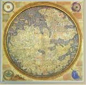 1459 Mapamundi de Fray Mauro,1459