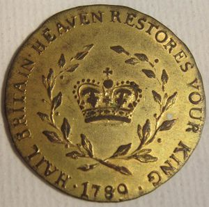 1789 restores your king