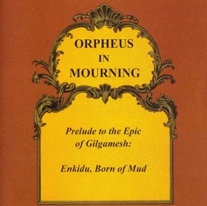 Orpheus in mourning - Cover