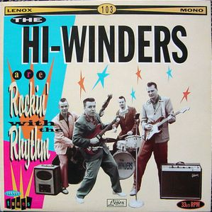 The Hi-Winders Miss Angel Face