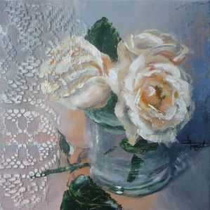12014©Roses Blanches