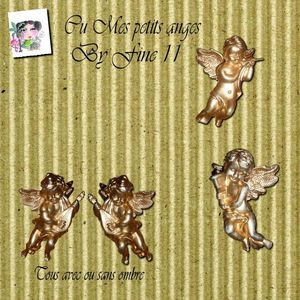 Cu Mes petits anges by Fine 11