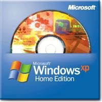 Windows XP Edition Familiale pour DEVIS PC