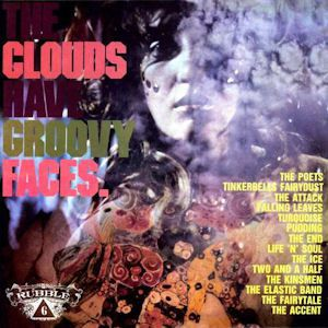 Rubble Vol.6 - The Clouds Have Groovy Faces