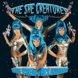 The She Creatures - Invade